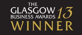 The Glasgow Business Awards 2013 - Winner - Plan Bee Ltd