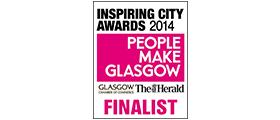 Inspiring City Awards 2014 - People Make Glasgow - Plan Bee Ltd