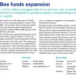 Young Company Finance Scotland - Plan Bee Ltd