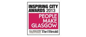 Inspiring City Awards 2013 - People Make Glasgow - Plan Bee Ltd