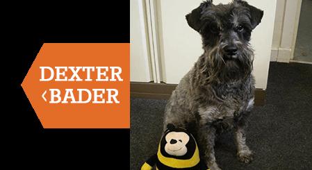 Dexter Bader Badge