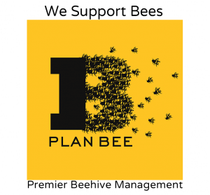 Badge for our clients - Plan Bee Ltd