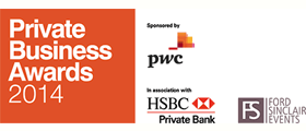 Private Business Awards 2014 - Plan Bee Ltd