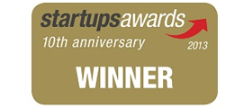 Startups Awards 2013 - Winner  - Plan Bee Ltd