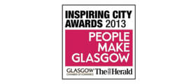 Inspiring City Awards 2013 - People Make Glasgow - Plan Bee Ltd