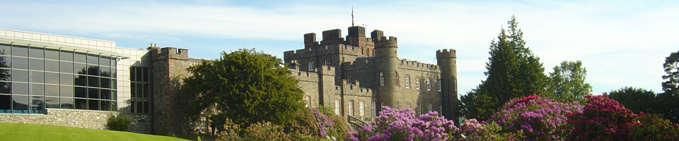 Plan Bee for Hotels and Restaurants - Stobo Castle - Plan Bee Ltd