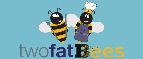 Two Fat Bees Logo
