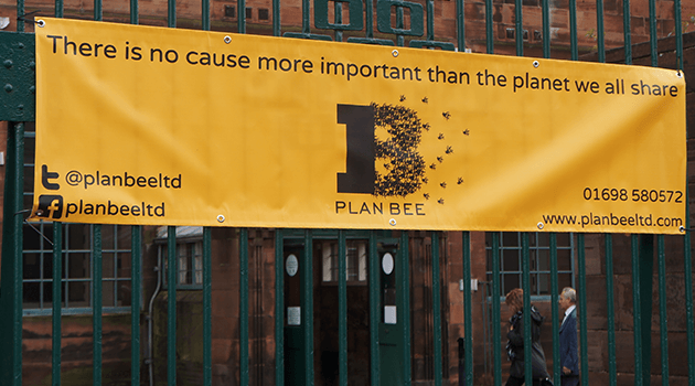 Plan Bee Banner - Plan Bee Ltd