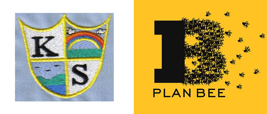 Kilpatrick School - Plan Bee Ltd - Green Legacy project