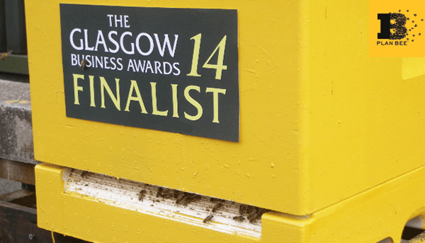 Glasgow Business Awards 2014 - Plan Bee Ltd