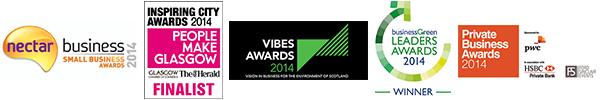 Plan Bee Ltd Awards 2014