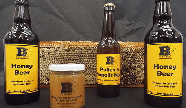 Honey Beer & Mead - Plan Bee Ltd