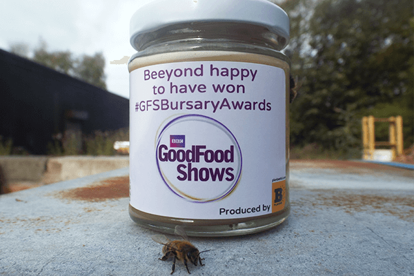 Winner of the BBC Good Food Show Producer Awards - Plan Bee Ltd