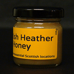 Scottish Heather Set Honey - 48g 5 - Plan Bee Ltd