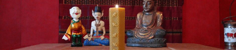 Natural Beeswax Candles - Plan Bee Ltd