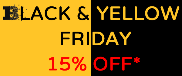 Black & Yellow Friday - Plan Bee Ltd