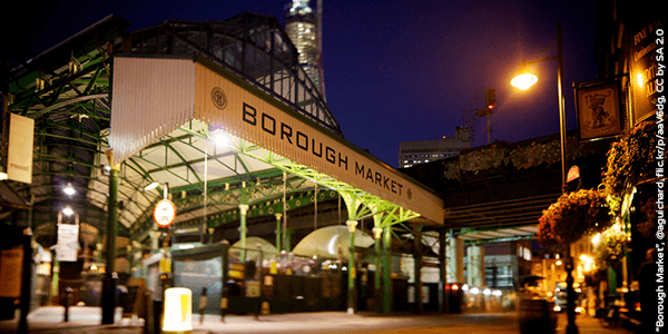 The Market - Borough Market - Plan Bee Ltd