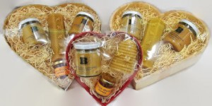 Heart Gift Boxes by Plan Bee Ltd.