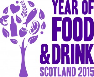 Year od Scotland Food & Drink Logo
