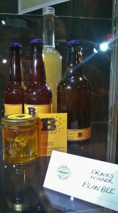 winner elderflower & rose mead by plan bee ltd award winner mead